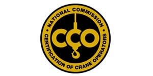 National Commission for the Certification of Crane Operators (NCCCO) LOGO