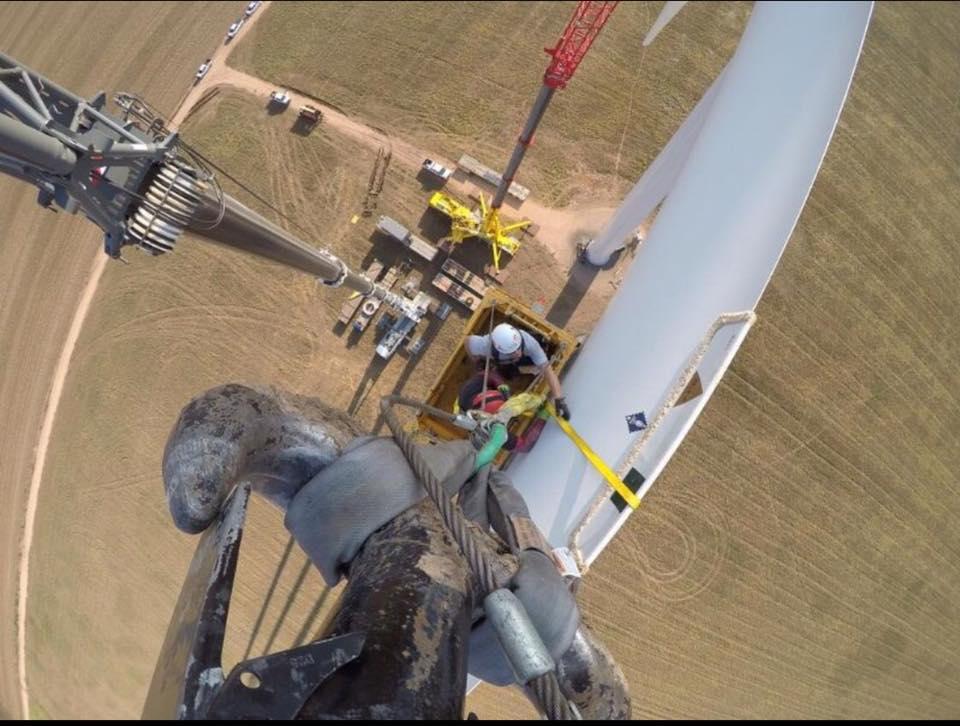 BOSS wind aerial