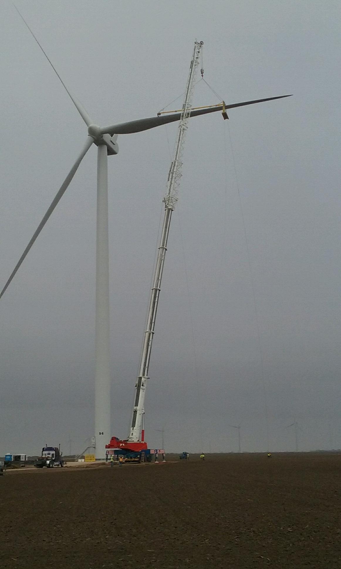 Wind Energy Services Boss Crane Amp Rigging