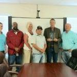 BOSS Crane Awarded