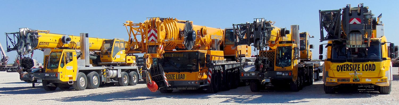 New Mathis, Tx - BOSS Crane Equipment