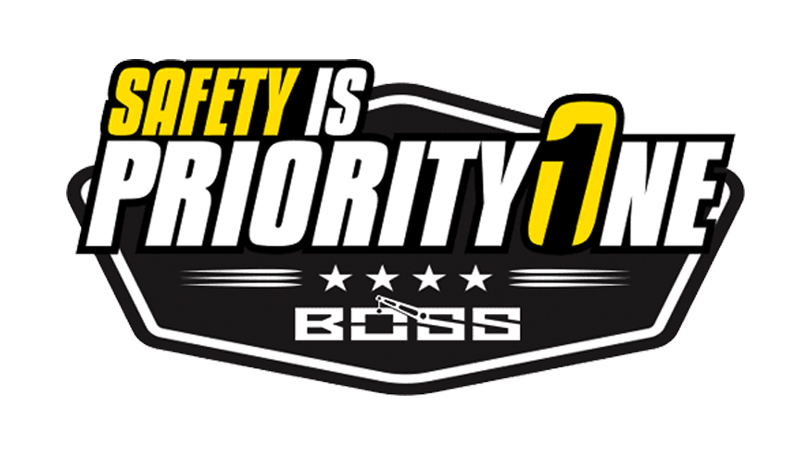 BOSS Launches new Safety Brand