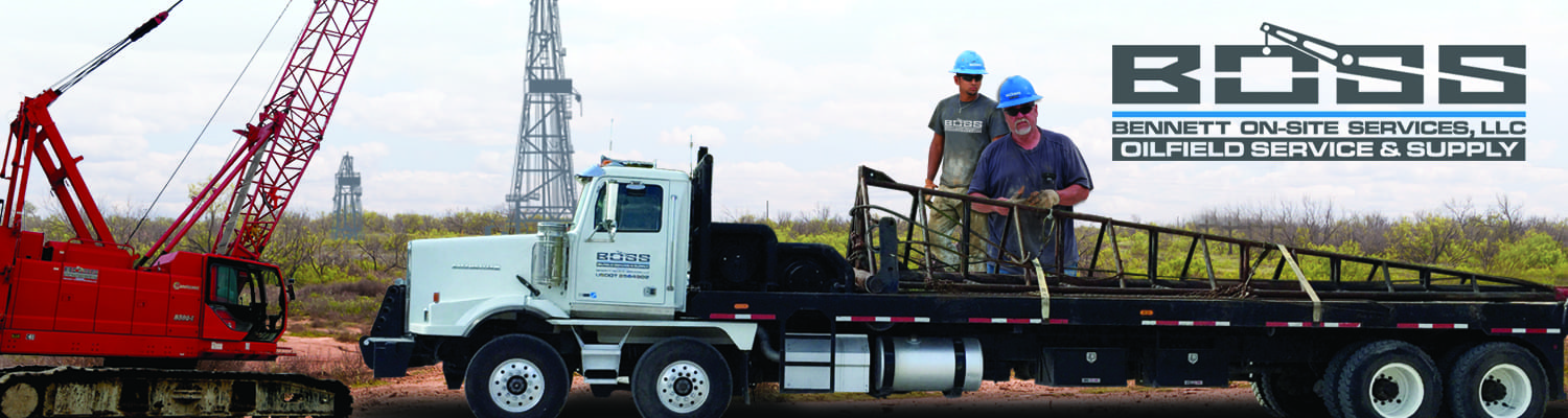 Oil Rig Moving Services - BOSS Oilfield Service & Supply