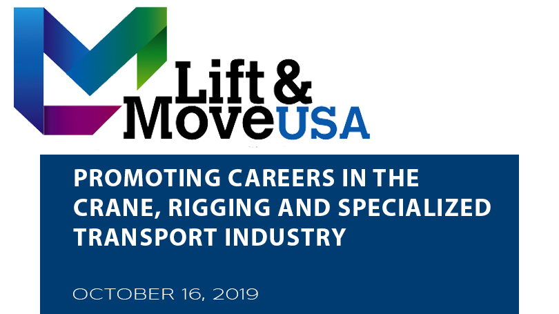Lift & Move USA Has Teamed Up With BOSS Crane to Provide a Authentic Career Exploration Experience