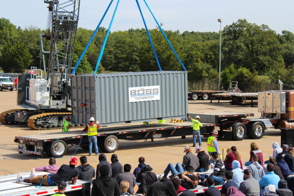 BOSS Crane Event