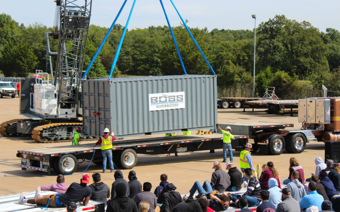 Lift & MoveUSA Was a Huge Success Hosted by BOSS Crane